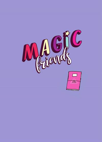 Page 1 Magic friends tome 1