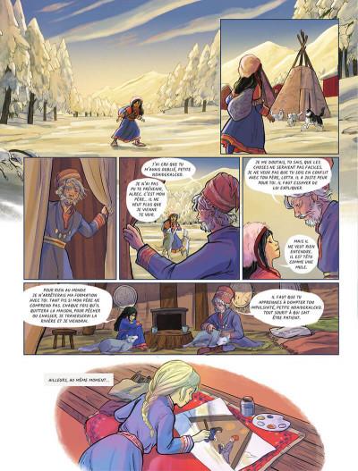 Page 0 Les voyages de lotta tome 1