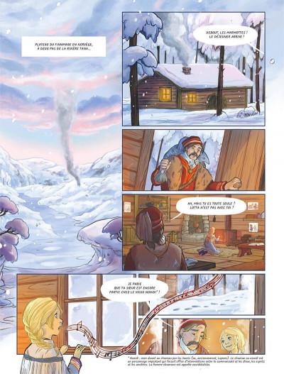 Page 3 Les voyages de lotta tome 1