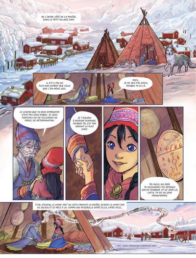 Page 4 Les voyages de lotta tome 1