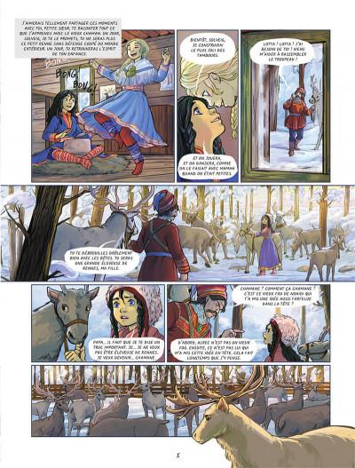 Page 5 Les voyages de lotta tome 1