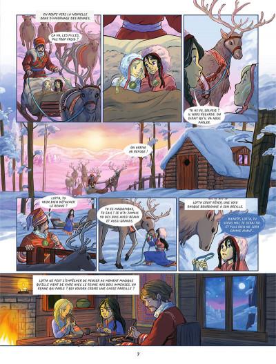 Page 7 Les voyages de lotta tome 1