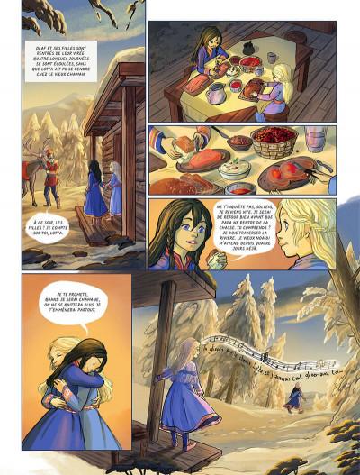 Page 9 Les voyages de lotta tome 1