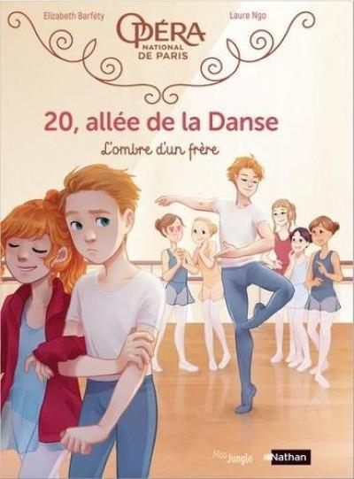Couverture 20, allée de la danse tome 3