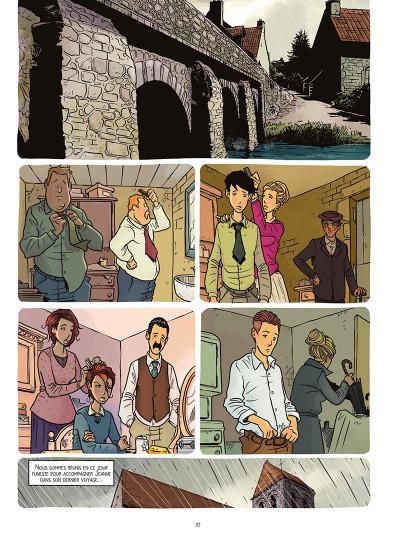 Page 0 Le réseau papillon tome 5