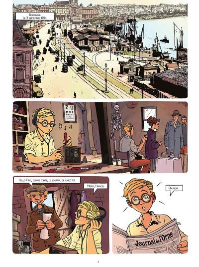 Page 5 Le réseau papillon tome 5