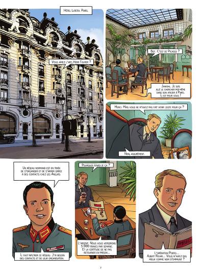 Page 7 Le réseau papillon tome 5