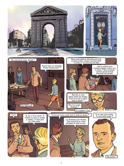 Page 9 Le réseau papillon tome 5