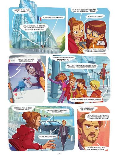 Page 0 #Les belles vertes tome 2