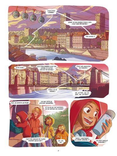 Page 3 #Les belles vertes tome 2