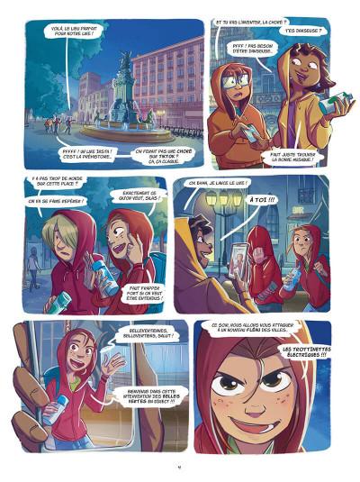 Page 4 #Les belles vertes tome 2