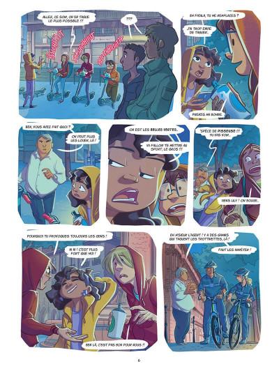 Page 6 #Les belles vertes tome 2
