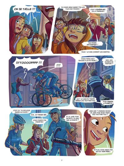 Page 7 #Les belles vertes tome 2