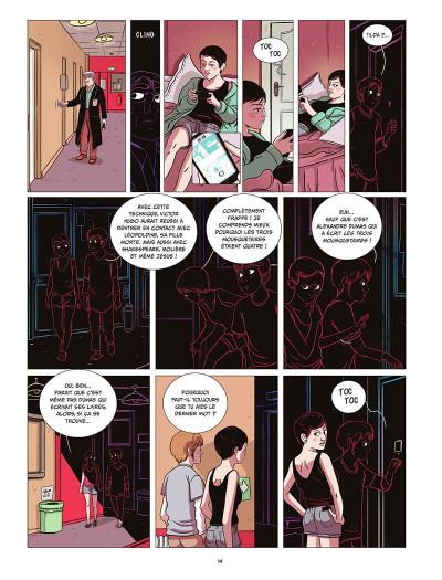 Page 0 Hantée
