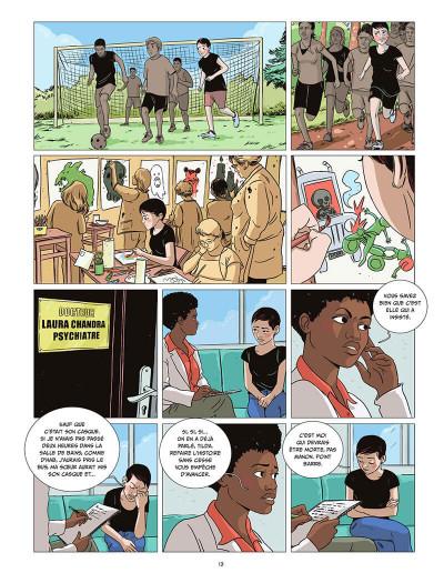 Page 9 Hantée