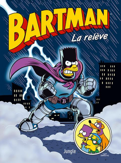 Couverture Bartman tome 7