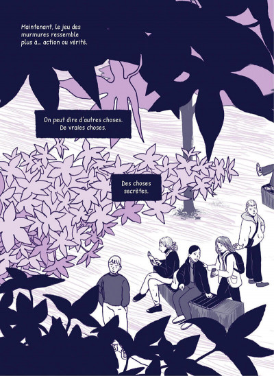 Page 8 Comme un murmure