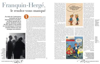 Page 2 Franquin, le géant du rire