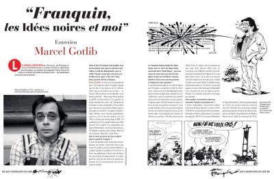 Page 4 Franquin, le géant du rire