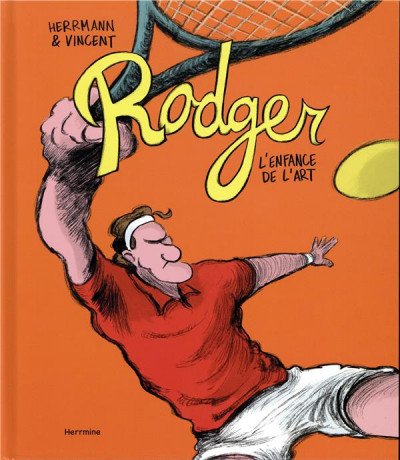 Couverture Rodger