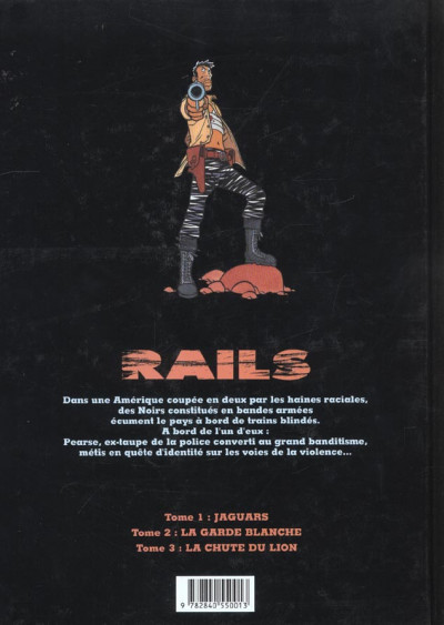 Dos Rails tome 1 - jaguars