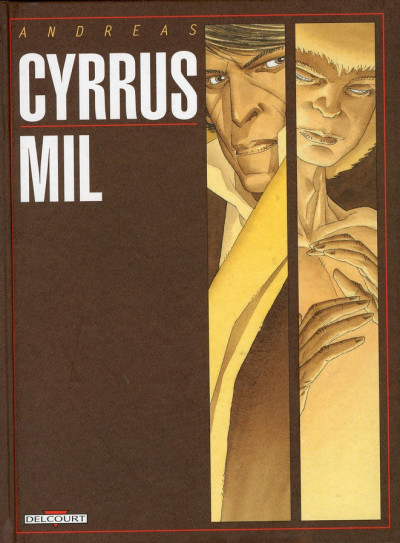 image de cyrrus-mil tome 1
