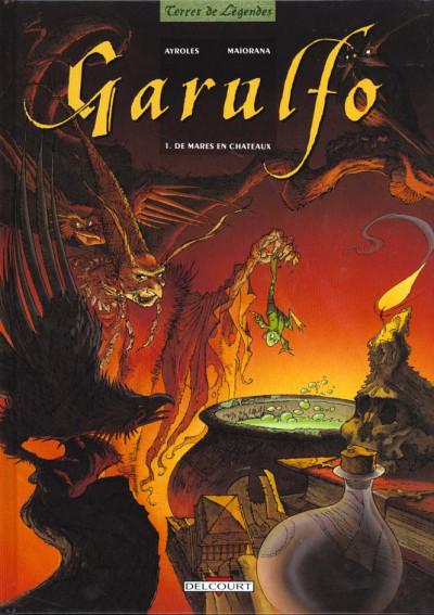 Couverture Garulfo tome 1