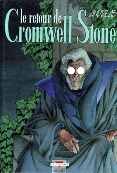 Couverture cromwell stone tome 2 - le retour de cromwell stone