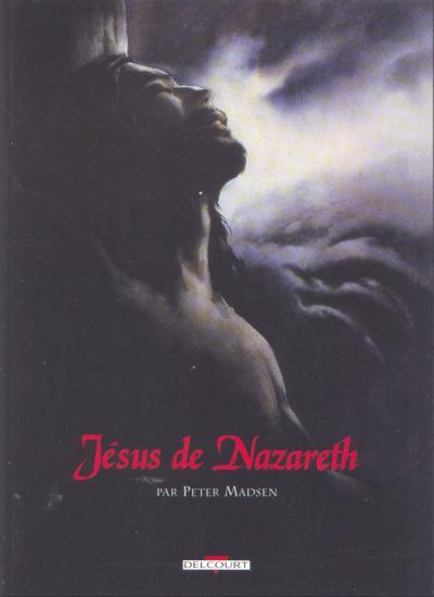 Couverture Jésus de Nazareth