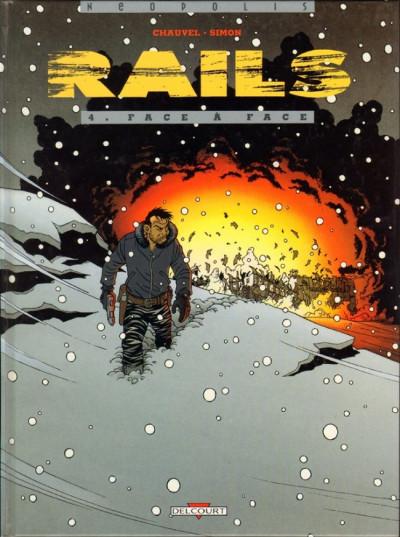 Couverture Rails tome 4