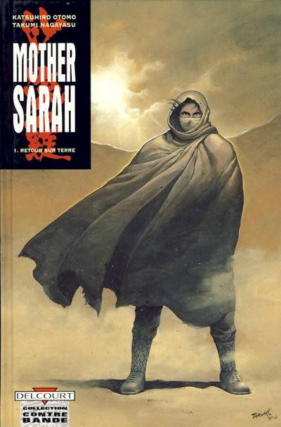 Couverture mother sarah tome 1 - retour sur terre
