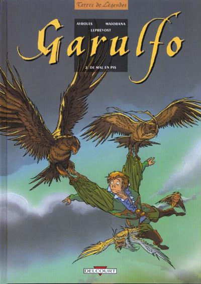 Couverture Garulfo tome 2