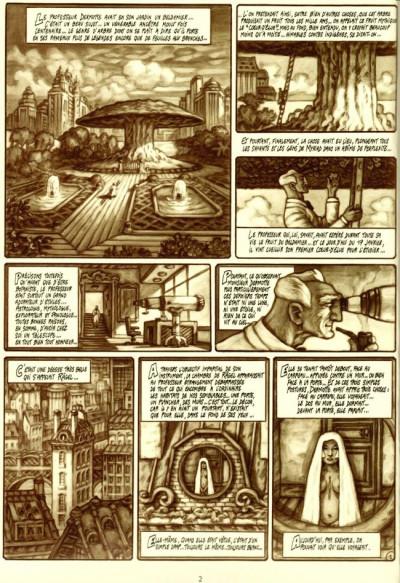 Page 1 Le mur de pan tome 2 - la guerre de l'aura