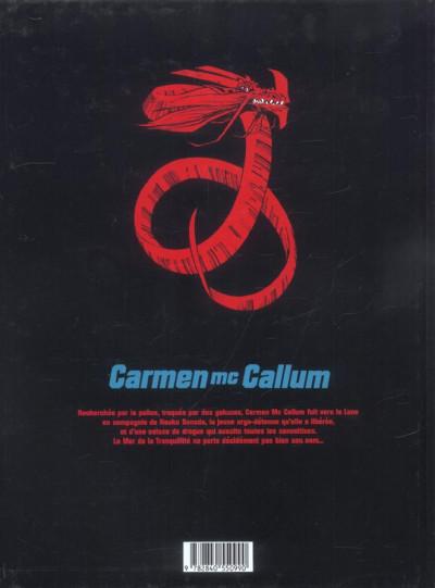 Dos carmen mc callum tome 2 - mare tranquillitalis