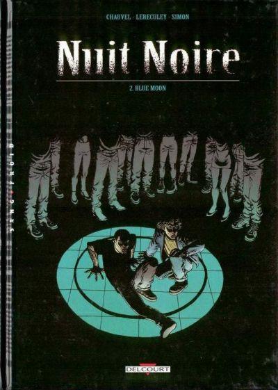 Couverture Nuit noire tome 2