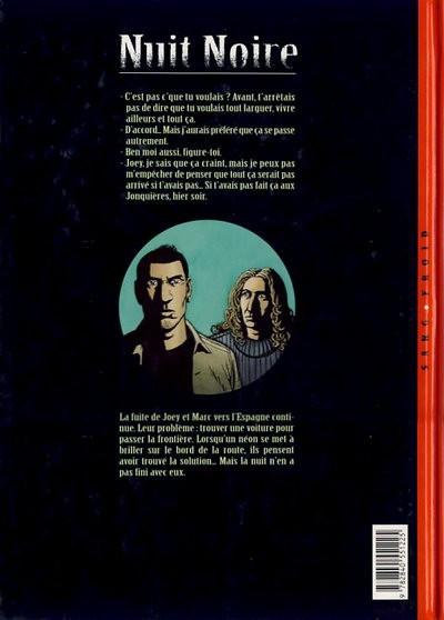 Dos Nuit noire tome 2