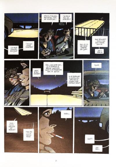 Page 1 Nuit noire tome 2