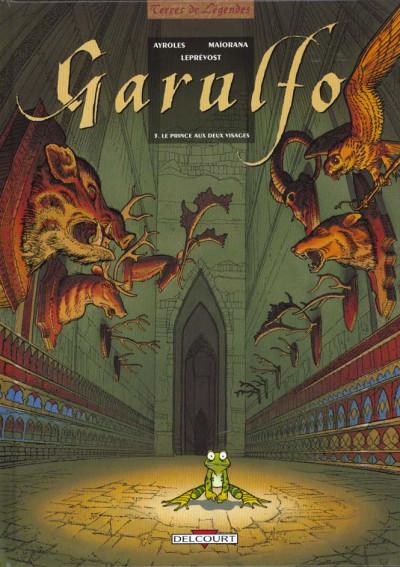 Couverture Garulfo tome 3