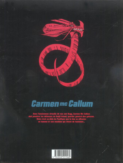 Dos carmen mc callum tome 3 - intrusions