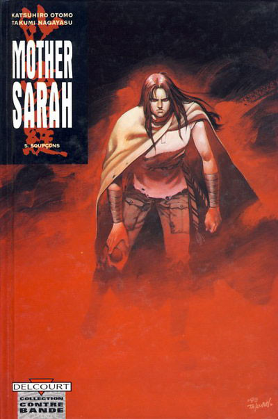 Couverture Mother Sarah tome 5 - soupcons