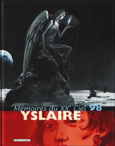 Couverture Mémoires du XXe ciel 1998