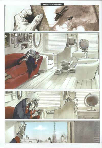 Page 1 Mémoires du XXe ciel 1998
