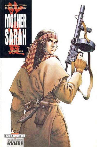 Couverture mother sarah tome 6 - déserteurs