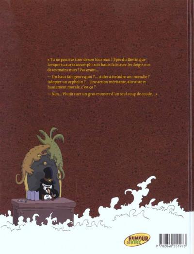 Dos donjon zénith tome 1 - coeur de canard