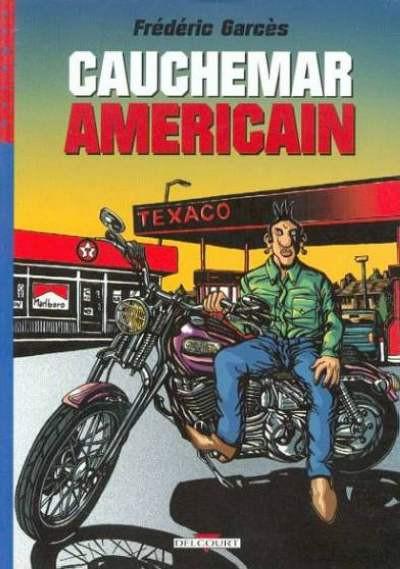 Couverture Cauchemar américain