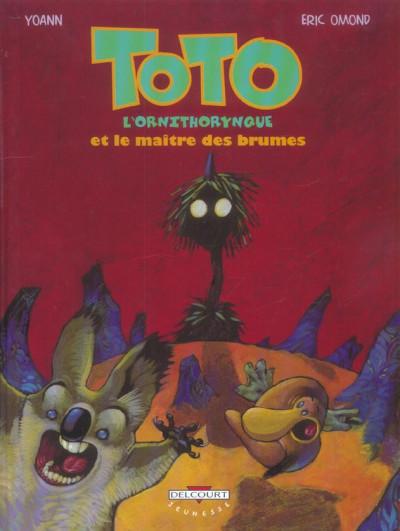 image de toto l'ornithorynque tome 2 - toto l'ornithorynque et le maitre des brumes