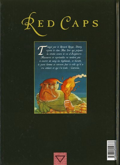 Dos Red caps tome 2 - fleche a tonnerre