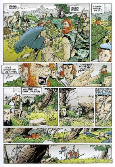 Page 1 Red caps tome 2 - fleche a tonnerre