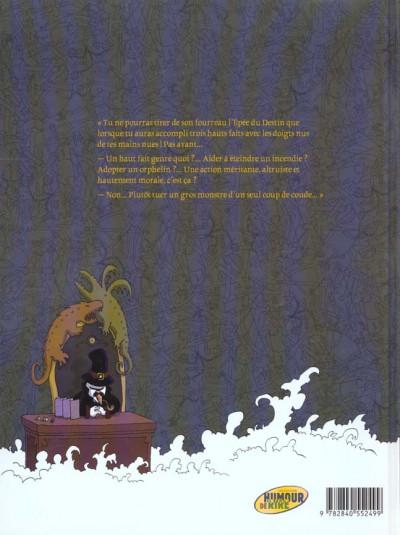 Dos donjon zénith tome 2 - le roi de la bagarre