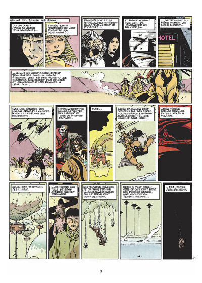 Page 4 arq tome 2 - mémoires tome 1